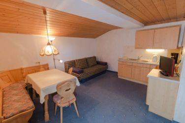 k-Wohnküche Ferienwohnung 21